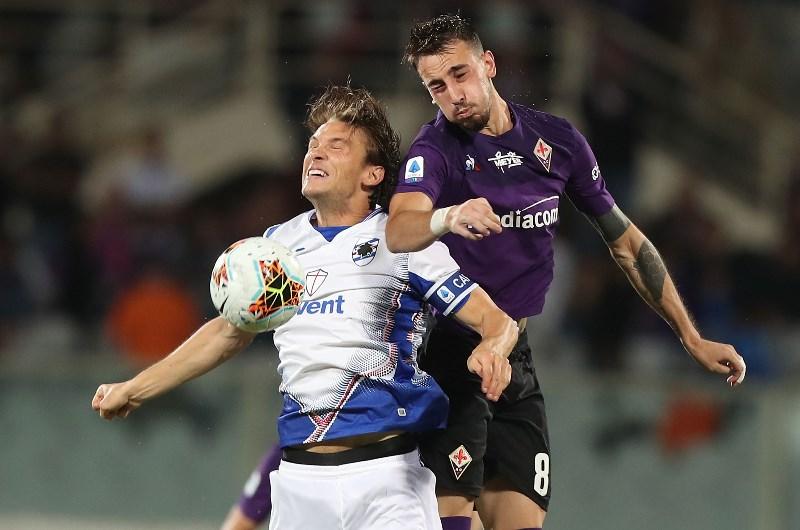 Sampdoria vs fiorentina betting preview on betfair explain the line in betting on sports