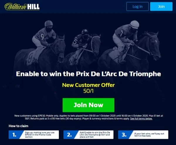 enable arc special offer