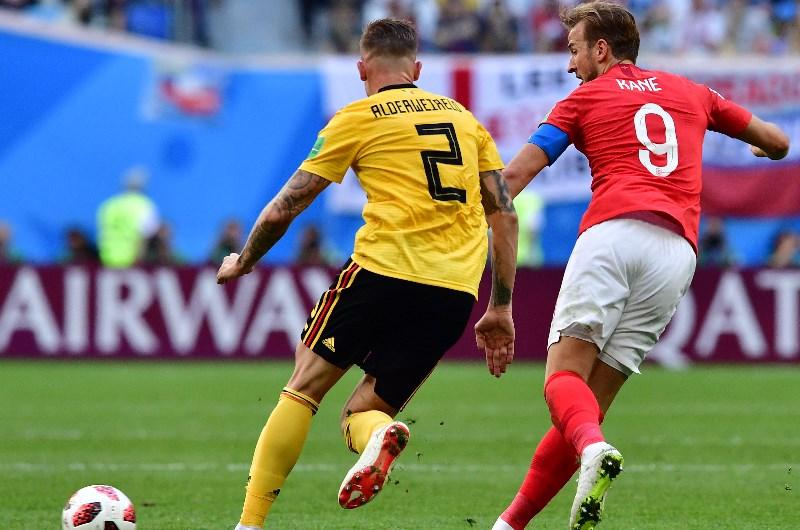 England Belgien
