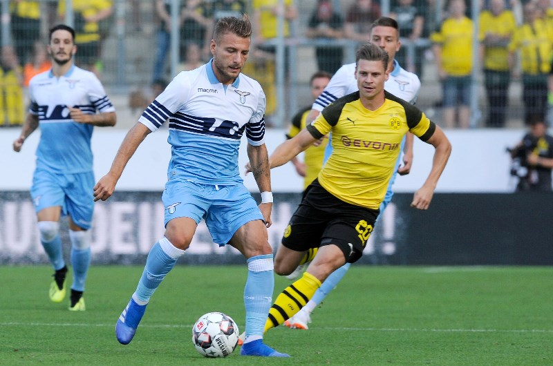 Lazio Vs Borussia Dortmund Betting Tips Predictions Odds Can Lazio Bounce Back In The Champions League