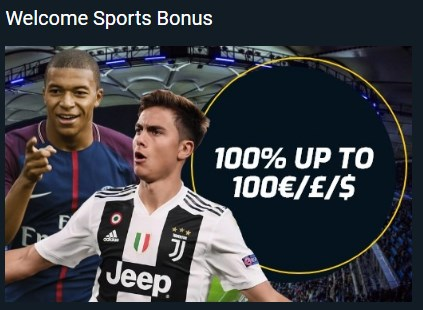 CampeonBet welcome sports bonus