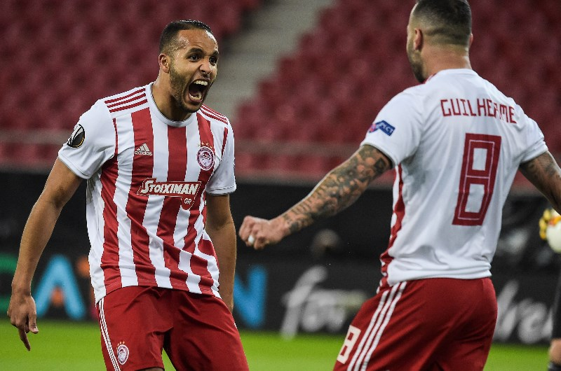 Olympiakos vs psg betting preview 2nd half betting rules for holdem