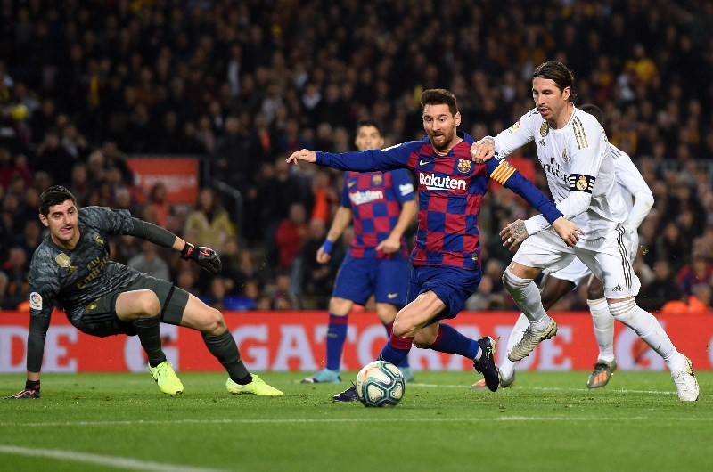 Real Madrid vs Barcelona, El Clasico 2018-19: What time is ...  |Barcelona- Real Madrid