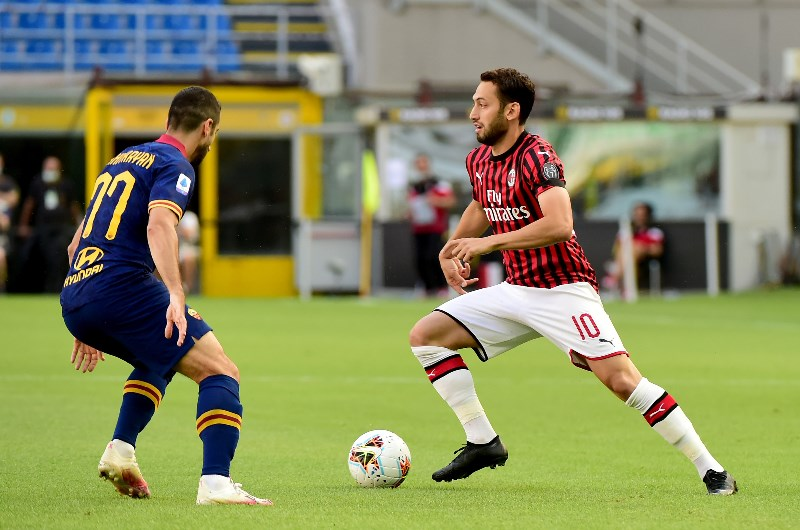 Ac milan roma betting trends what does betting the over mean