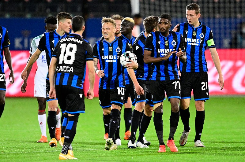 Club bruges vs napoli betting preview belmont park live betting sites
