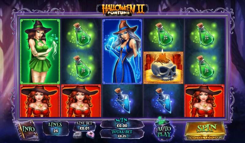 Halloween Fortune 2 Slots