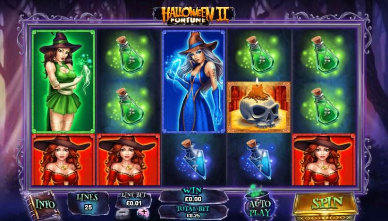 Halloween Fortunes 2