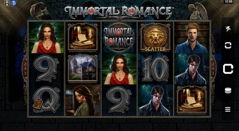 Immortal Romance Slots