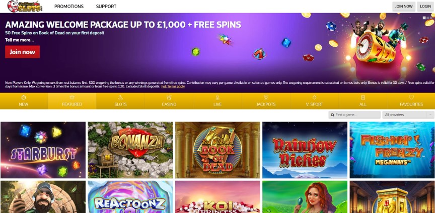 Mad About Slots Casino