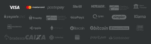 CampoBet payment methods