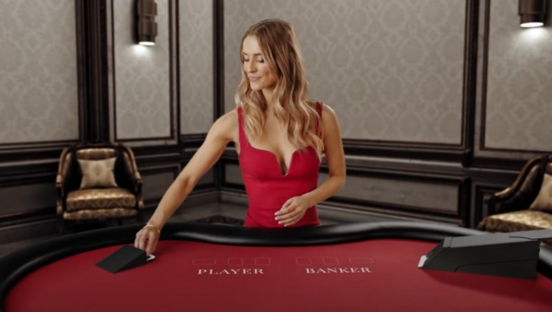 Real Baccarat with Sarati Gameplay