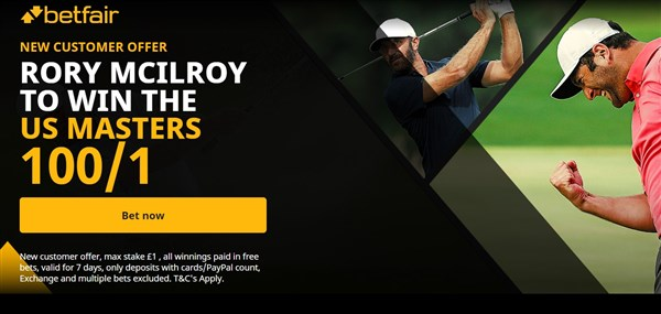 Us masters betting offers lifescript empire dog betting