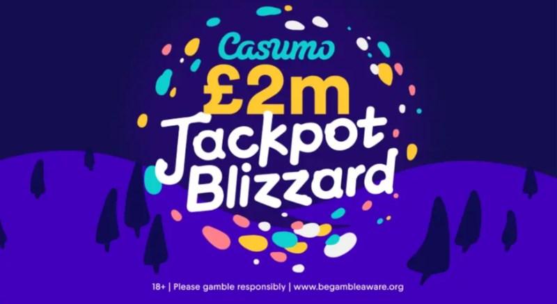 Casumo Jackpot Blizzard