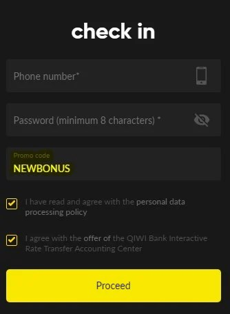 betboom check in code NEWBONUS