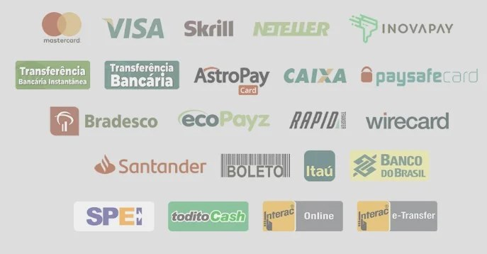 Suprabets payment methods