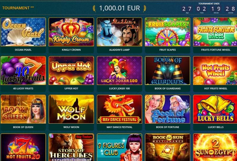 Casino Alpha Games