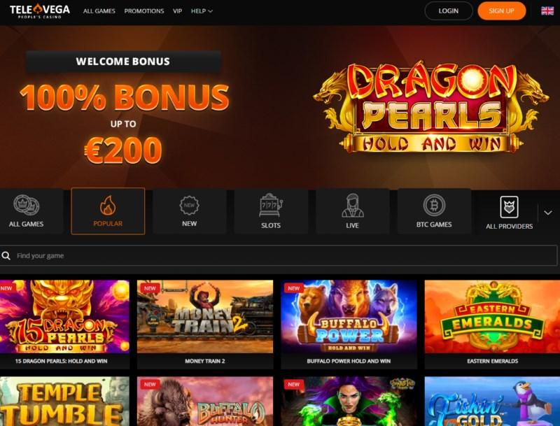 TeleVega Casino