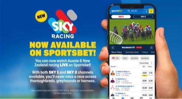 SportsBet Sky Racing