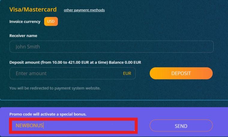 Casino Alpha Promo Code