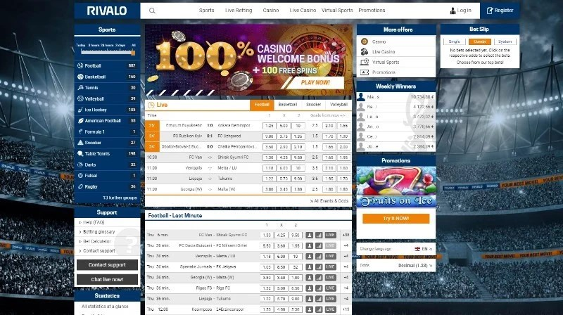 Rivalo live betting tips sports betting supreme court ruling