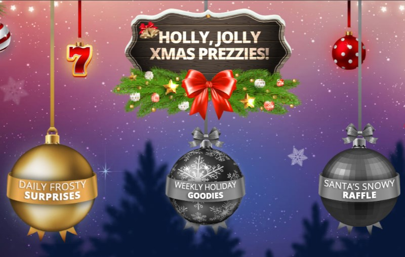 Holly Jolly Christmas Casino Promotions