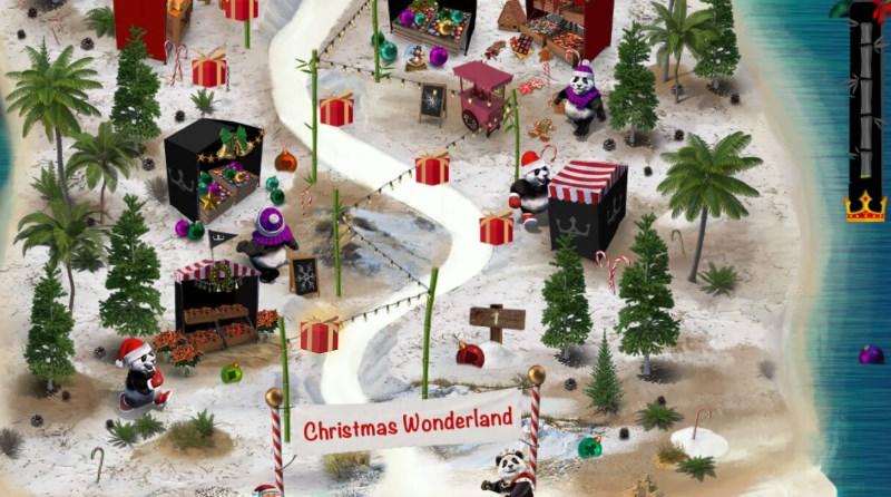 Royal Panda Christmas Wonderland