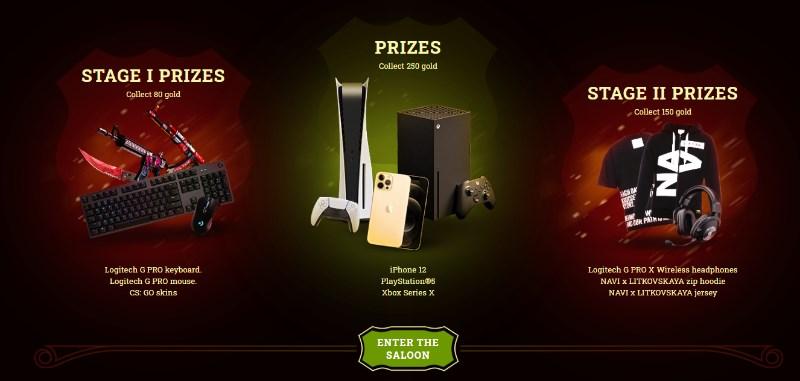 1xbet esports prizes