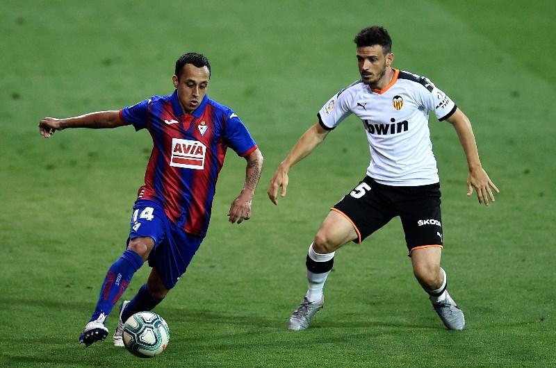 Eibar vs valencia betting preview goal chris bettinger carnegie mellon qatar
