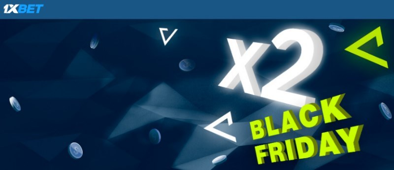 1xBet Black Friday