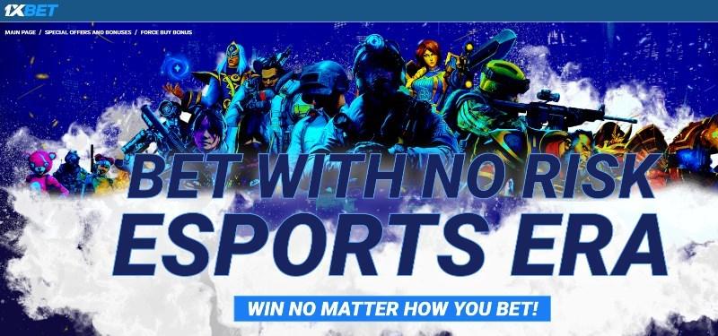 1xBet eSports