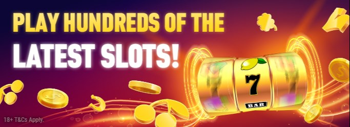Hundreds of slots