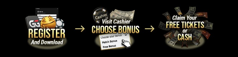 ggpoker welcome bonus
