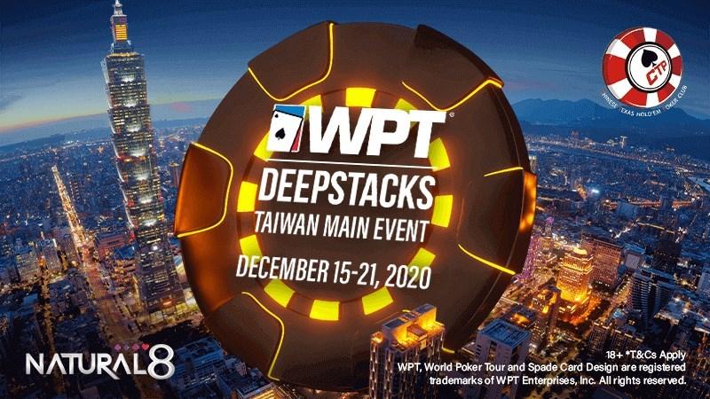 WPT Deepstacks Taiwain Main Event 2020