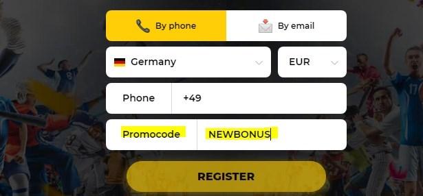 betwinner promocode newbonus