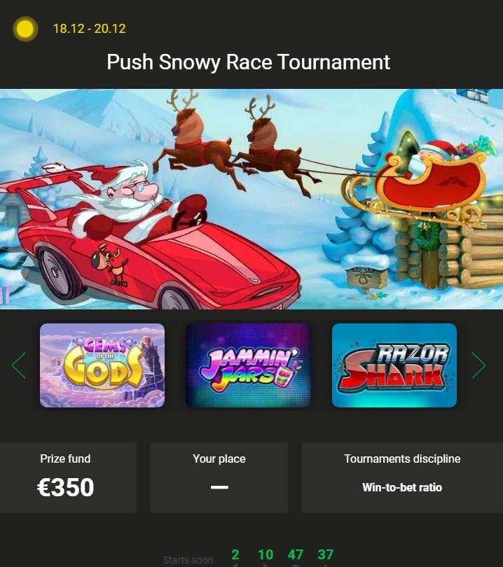 Drift Casino Slots Tournament