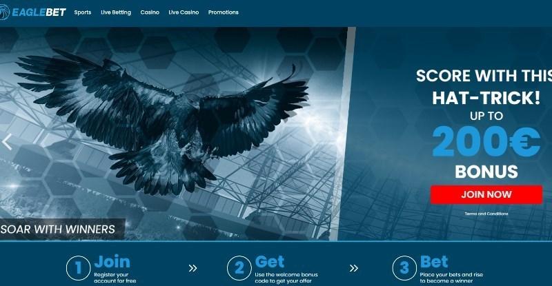 Eaglebet Promo Code