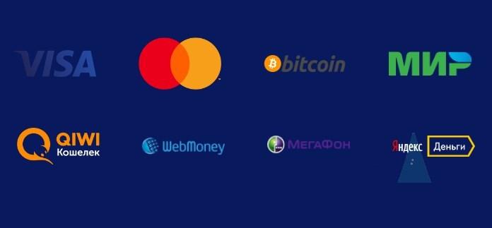 SapphireBet payment methods