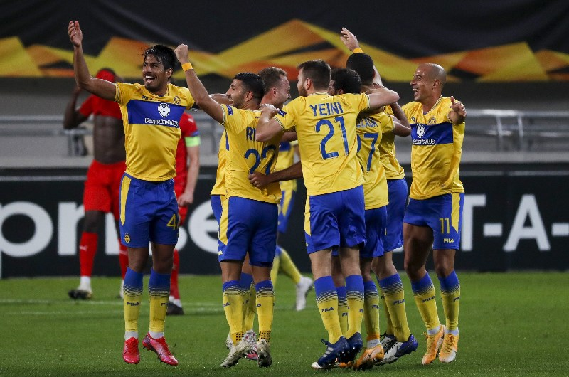 Maccabi haifa vs maccabi tel aviv betting preview goal st leger betting preview nfl