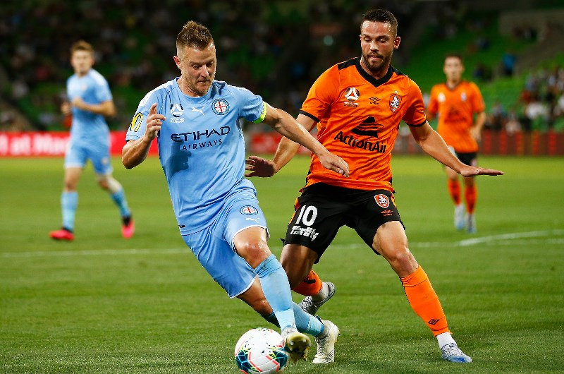 Brisbane roar vs melbourne city betting on sports what is the line in sports betting