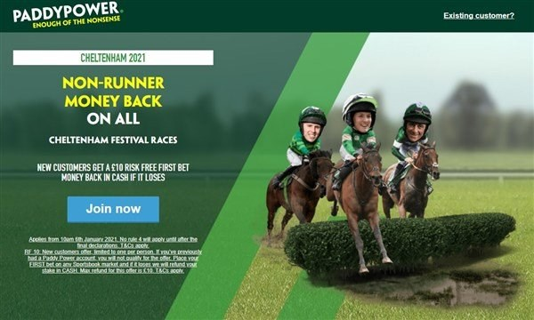 Paddy Power NRNB Cheltenham