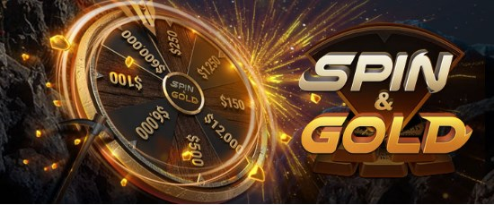ggpoker spin and gold