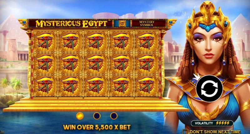 Expanding Symbols Mysterious Egypt
