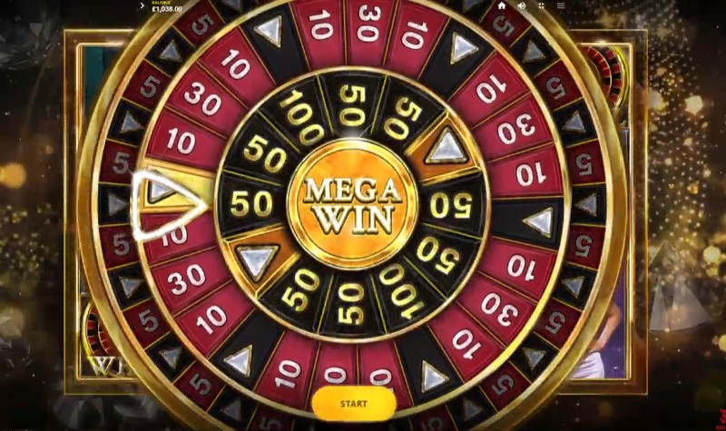 Bonus Wheel Trillionaire