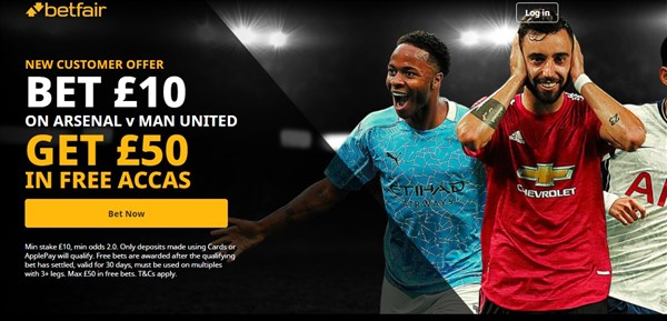Arsenal vs manchester united betting preview on betfair getafe atletico madrid betting preview