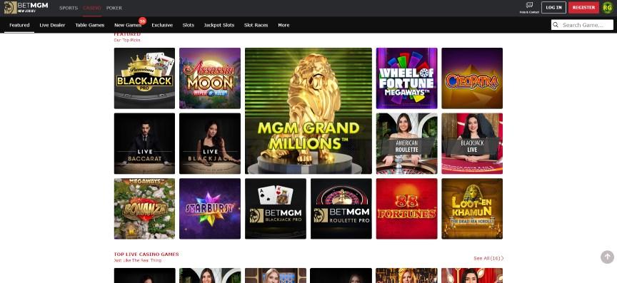 Bet MGM Casino
