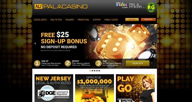 Pala Casino NJ