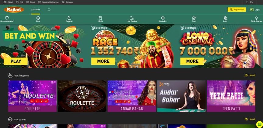 Rajbet Casino