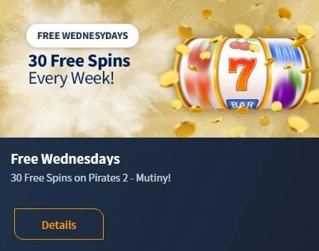 jet10 free spins