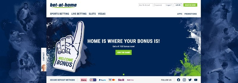 Bet-At-Home bonus