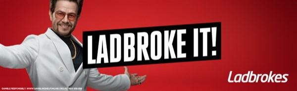 Ladbrokes Mark Wahlberg